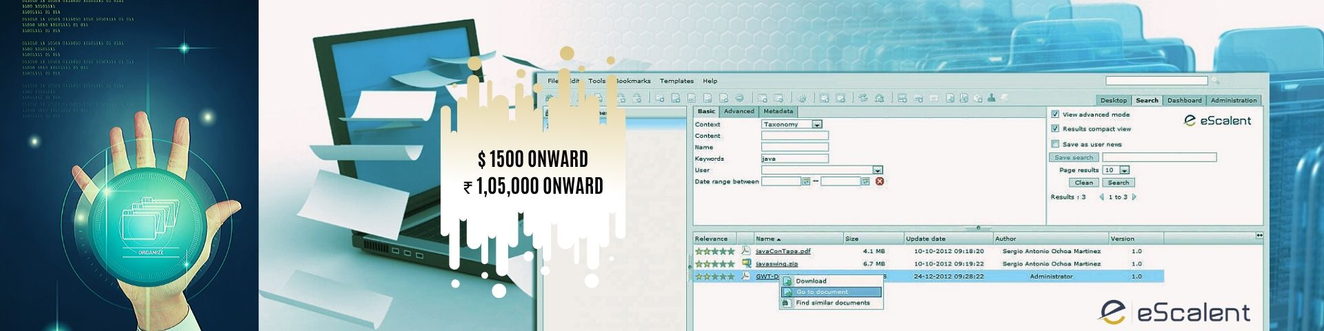 Document Management Escalent Best For 100 Data Control
